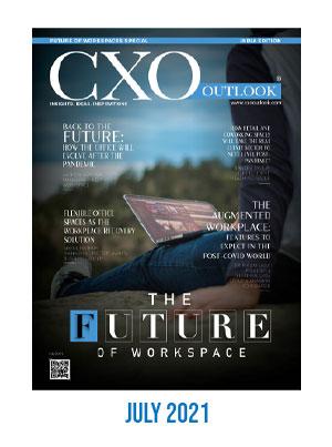 FUTURE OF WORKSPACES